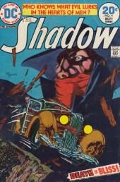 Shadow (The) (DC comics - 1973) -4- Death Is Bliss!