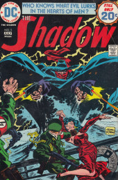 Shadow (The) (DC comics - 1973) -5- Night of Neptune's Death!