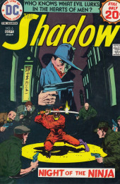Shadow (The) (DC comics - 1973) -6- Night of the Ninja