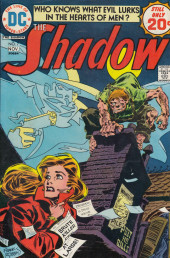Shadow (The) (DC comics - 1973) -7- The Night of the Beast!