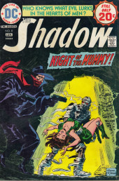 Shadow (The) (DC comics - 1973) -8- The Night of the Mummy!