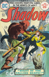 Shadow (The) (DC comics - 1973) -9- The Night of the Falling Death!