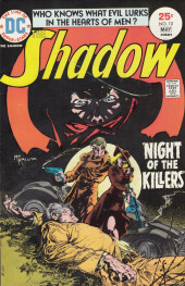 Shadow (The) (DC comics - 1973) -10- The Night of the Killers!