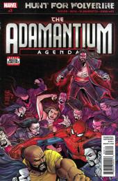 Hunt for Wolverine - Adamantium Agenda -3- Issue #3
