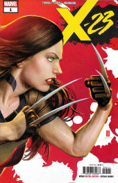 X-23 (2018) -1- Two Birthdays And Three Funerals