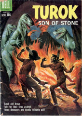 Turok, son of stone (Dell - 1956) -20- (sans titre)