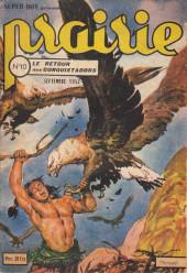 Prairie (Impéria) -10- Le retour des conquistadors