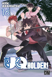 UQ Holder ! -16- Tome 16