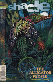 Shade, the Changing Man (1990) -66- The Alligator People (The Roots Of Madness Part II)