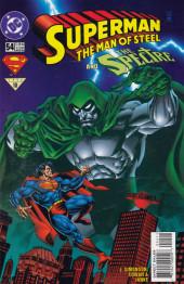 Superman: The Man of Steel Vol.1 (DC comics - 1991) -54- Ghosts