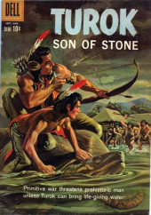 Turok, son of stone (Dell - 1956) -21- (sans titre)
