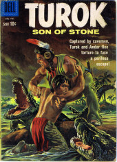 Turok, son of stone (Dell - 1956) -22- (sans titre)