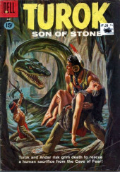Turok, son of stone (Dell - 1956) -23- (sans titre)