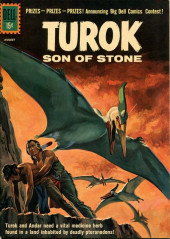 Turok, son of stone (Dell - 1956) -24- (sans titre)