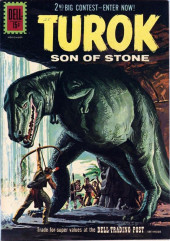 Turok, son of stone (Dell - 1956) -25- (sans titre)