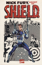 Nick Fury: Agent of S.H.I.E.L.D. (2000) -INT- Nick Fury, Agent of... S.H.I.E.L.D.