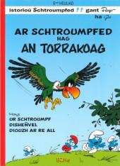 Schtroumpfs (en langues régionales) -5Breton- Ar Schtroumpfed hag an Torrakoag (Les Schtroumpfs et le Cracoucass)