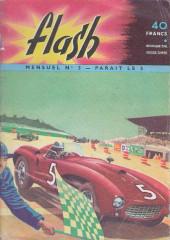 Flash (Artima) -3- Allo, Z.9 : La course truquée