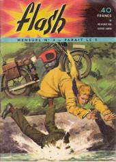 Flash (Artima) -4- Allo, Z.9 : Raid secret en Boravie