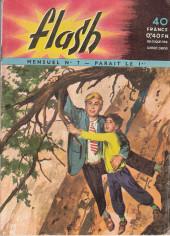 Flash (Artima) -7- Allo Z9 : Les diamants du Duc de Reville