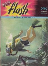 Flash (Artima) -10- Allo, Z.9 : La course sabotée