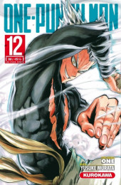 One-Punch Man -12- Les plus forts