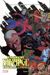 Doctor Strange et les sorciers suprêmes -2- Contretemps