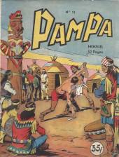 Pampa (Lug - 1re série) -11- Numéro 11