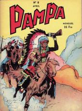 Pampa (Lug - 1re série) -8- Numéro 8
