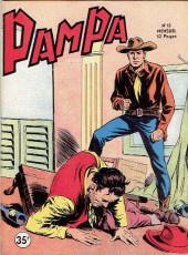 Pampa (Lug - 1re série) -15- La dune de la mort noire