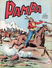 Pampa (Lug - 1re série) -16- La dune de la mort noire - 2