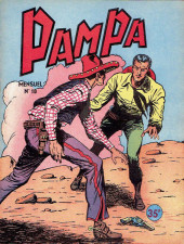 Pampa (Lug - 1re série) -18- Bull Rockett : Le tank invincible