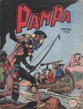 Pampa (Lug - 1re série) -20- Bull Rockett : Le tank invincible - 3