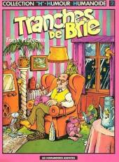 Frank Margerin présente -2b1983a- Tranches de brie