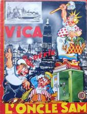 Vica -81- Vica défie l'oncle Sam