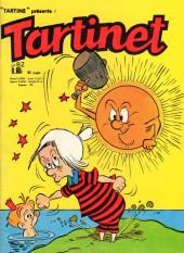 Tartinet -82- En vacances chez l'Oncle Arsène