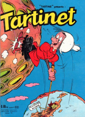 Tartinet -88- Tartine sergent de ville