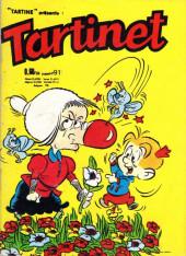 Tartinet -91- Le restaurant du crapaud bouilli
