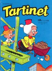 Tartinet -122- Mystère dans l'igloo