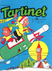 Tartinet -123- La course à la Lune