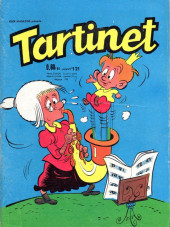 Tartinet -121- As, Duc et Tartine
