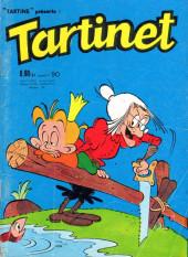 Tartinet -90- Le monstre des îles Poilobra