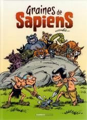 Graine de sapiens -1- Tome 1