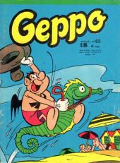 Geppo -65- Geppo chasse le trésor