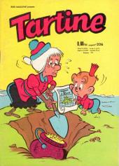 Tartine -226- Chez les Atlantes
