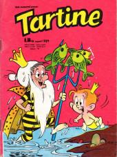 Tartine -229- La caverne interdite