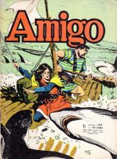 Amigo (1re Série) -25- Goliath a bon appétit