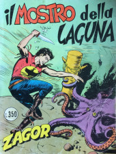 Zagor (en italien) -42- Il mostro della laguna