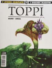 Grandi Maestri (I) (en italien) -24- Toppi, Blues-Krull