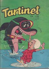 Tartinet -160- Fanfan et les 3 autres